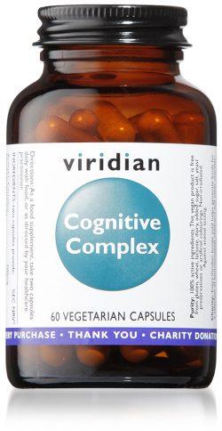 Viridian Cognitive Complex 60 Veg Caps
