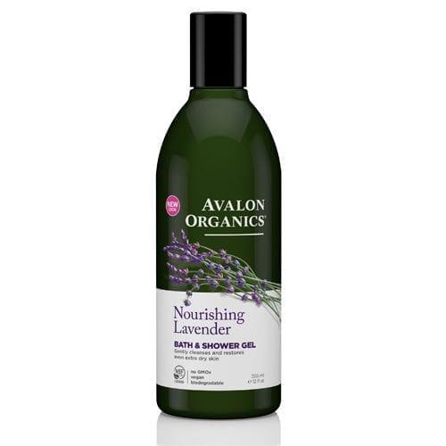 Avalon Lavender shower