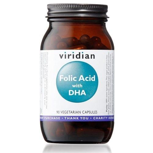 Viridian Folic Acid With DHA