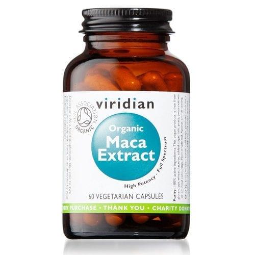 Viridian Maca Extract capsules