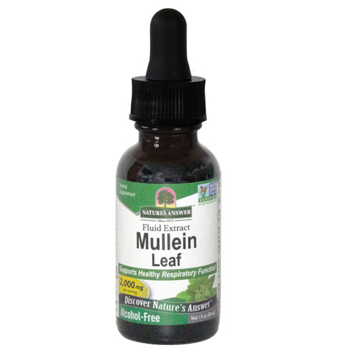 Natures Answer Mullein 30ml