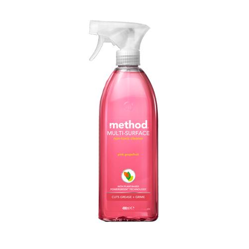 Method Multi Surface Spray Grapefruit