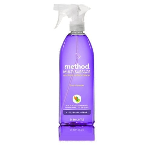Method Multi-surface Spray French Lavender 828ml