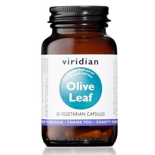Viridian Olive Leaf 30 capsules