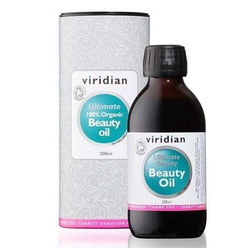 Viridian Organic Ultimate Beauty Oil 200ml