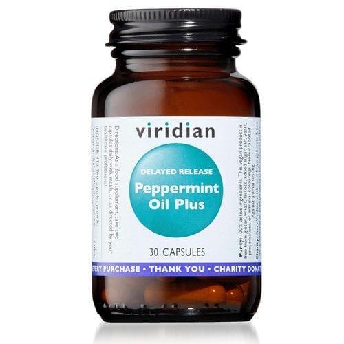 Viridan Peppermint 30 capsules