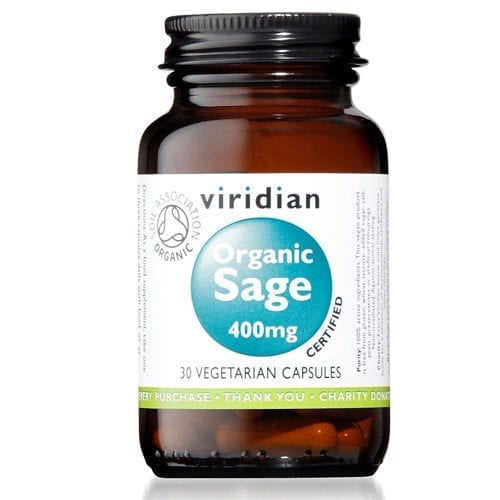 Viridian Sage 30 capsules