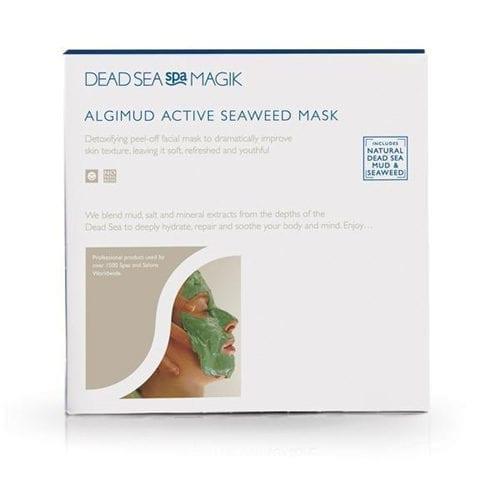 Dead Sea Magik Algimud face mask