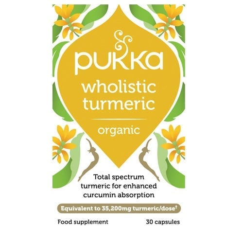 Pukka Turmeric 30 Capsules