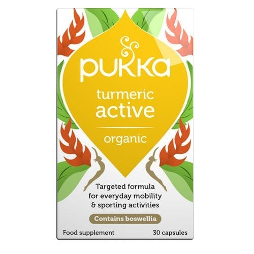 Pukka Turmeric Active 30