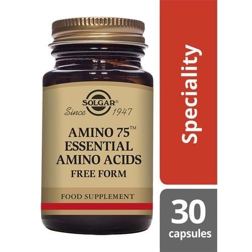 Solgar Amino 75 capsules