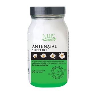 NHP Ante Natal Support (60 capsules)