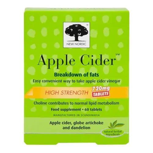 New Nordic Apple Cider Vinegar High Strength