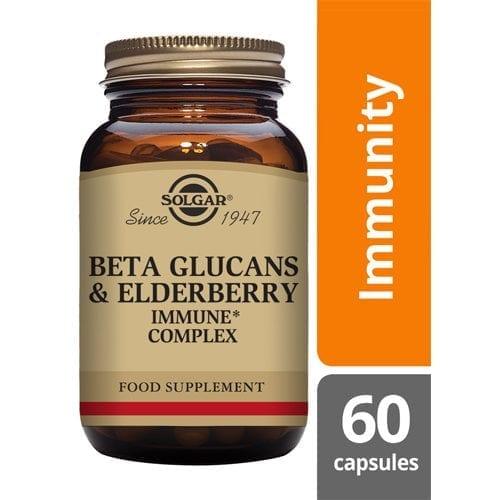 Solgar Beta Glucans Immune Complex