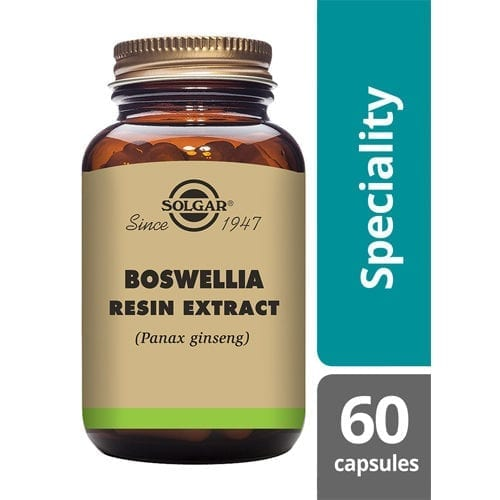 Solgar boswellia capsules