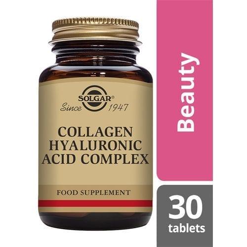 Solgar collagen complex 30 tablets