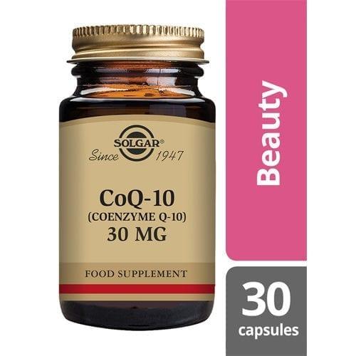 Solgar Co-Q-10 30mg 30 capsules