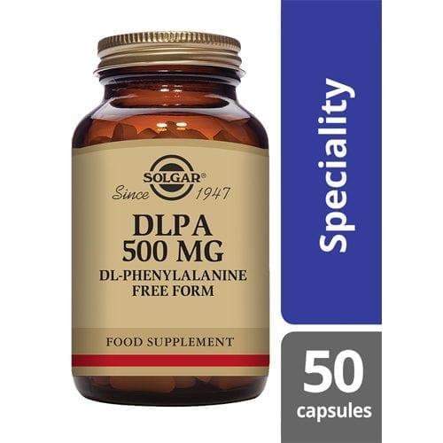 Solgar DLPA 50 capsules