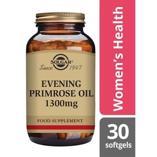 Solgar evening primrose oil 1300mg