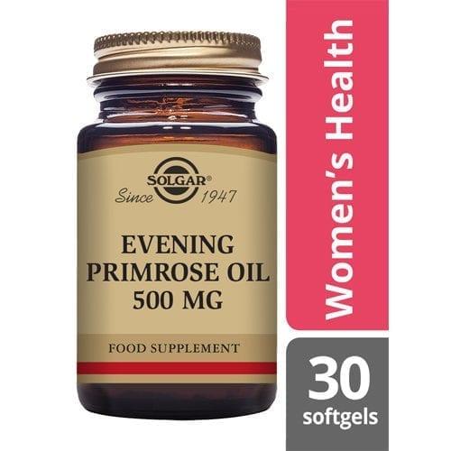 Solgar evening primrose oil 500mg
