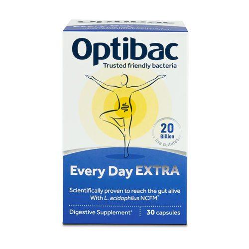Optibac Everyday Extra 30 capsules