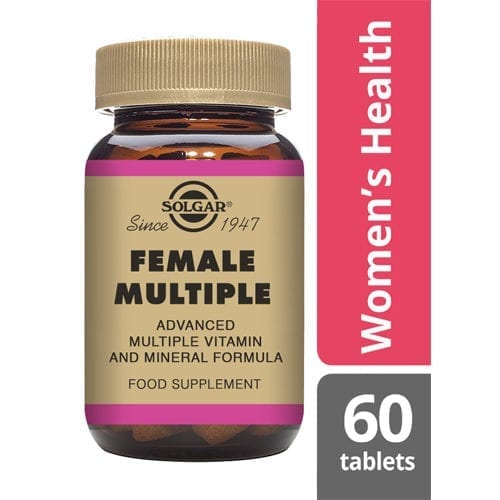 Solgar Female Multi 60 Tablets