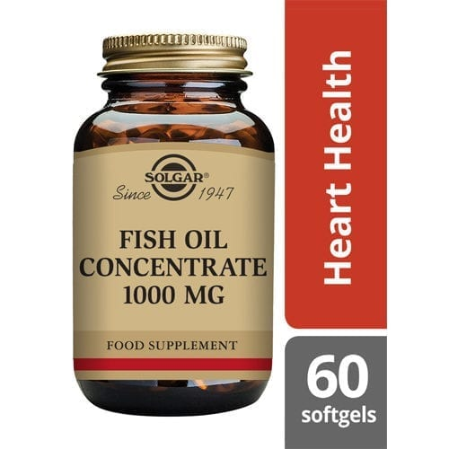 Solgar Fish oil concentrate