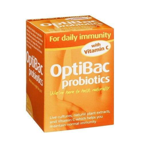 Optibac for immunity
