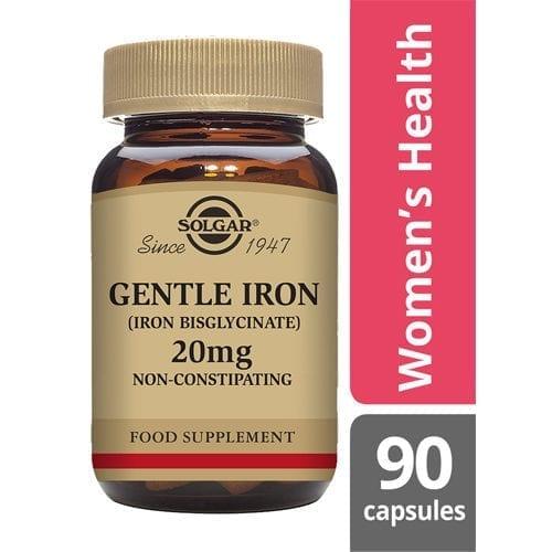 Solgar Gentle Iron 90 capsules