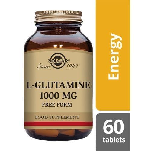 Solgar L-Glutamine 1000mg
