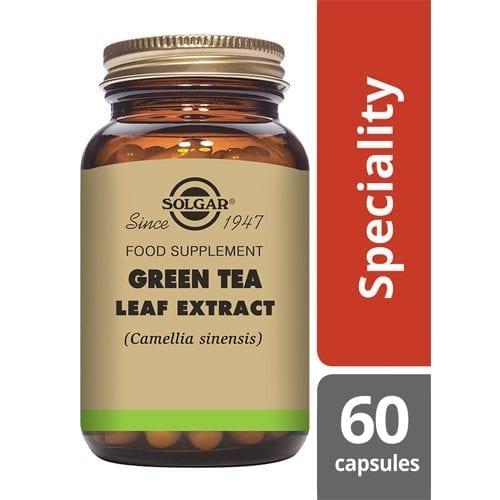 Solgar Green tea 60 capsules