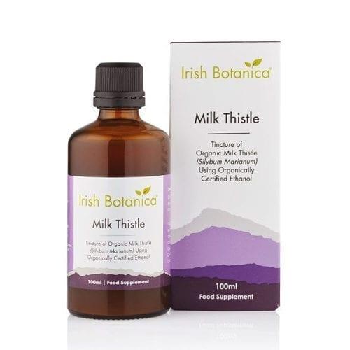 Irish Botanica Milk thistle 100ml