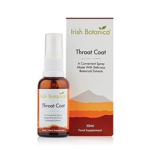 Irish Botanica Throat Coat Spray