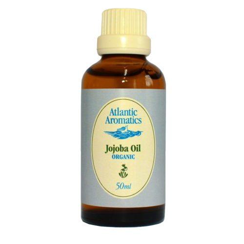 Atlantic Aromatics Organic Jojoba 50ml
