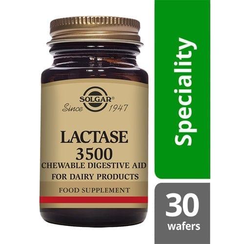 Solgar Lactase 3500