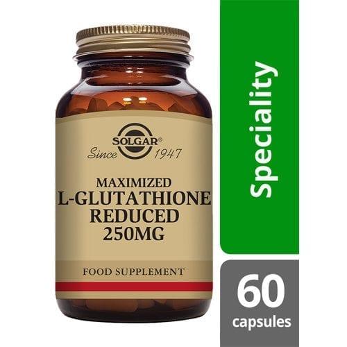 Solgar Maximised L-Glutathione