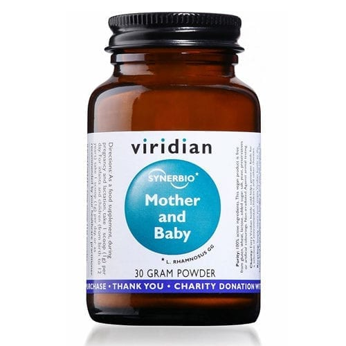 Viridian Mother and Baby Powder