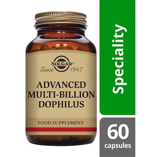 Solgar multibillion dopholus 60 capsules