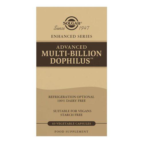 Solgar MultiBillion Dophilus 60 capsules