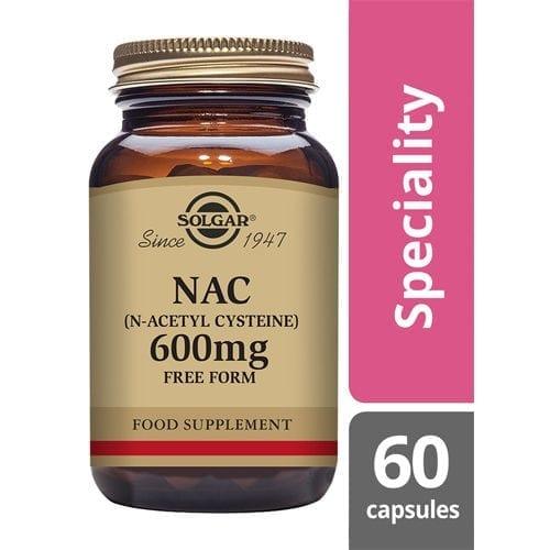 Solgar NAC 600mg
