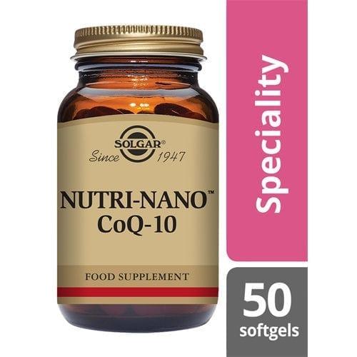 Solgar Nutri Nano CoQ10