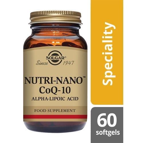 Solgar Nutri Nano Alpha Lipoic acid