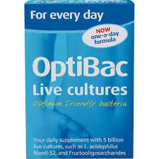 Optibac for Everyday capsules