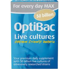 Optibac Everyday Max 30 capsules