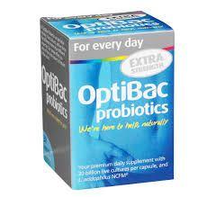 Optibac Daily extra strength capsules