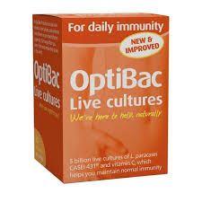 Optibac for Immunity 30 capsules
