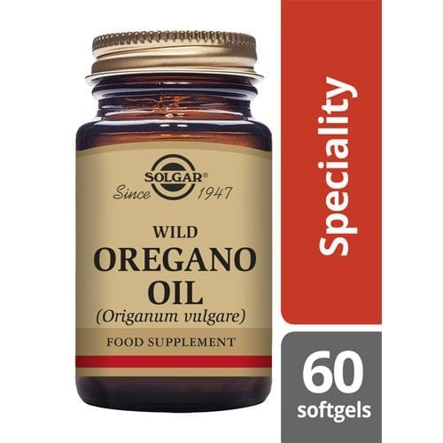 Solgar Oregano Oil 60 softgels