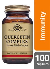 Solgar Quercetin Complex Vegetable Capsules