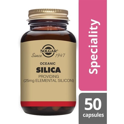 Solgar Oceanic Silica 50 capsules