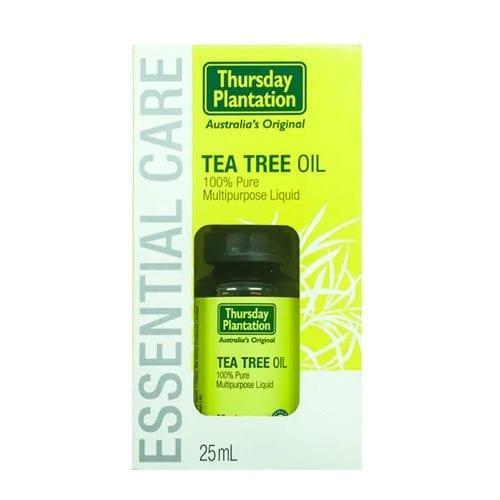 Thursday plantation 25ml tea tree oil